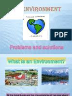 Environmentalproblemsandsolutions