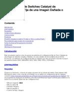 Actualizar Firmware Cisco