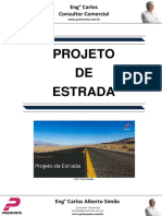 Projeto de Estrada