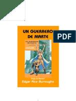 Burroughs, Edgar Rice - M7, Un Guerrero de Marte.pdf