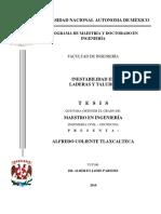 Estabilidad de Laderas y Taludes
