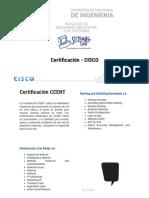 Certificación - CISCO