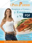 Comer Para Perder Manual Del Programa.pdf
