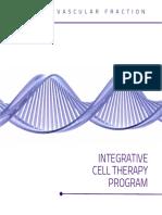 Integrative Cell Therapy Program EBrochure