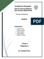 Articulos de la Constitucion del Ecuador relacionados con la medicina