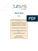 Word 2010 - Curso 24 Horas