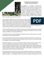 144 Aniversario Del Fallecimiento Del General Jose Dolores Estrada