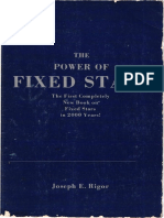 Joseph E. Rigor - The Power of Fixed Stars PESQUISAVEL