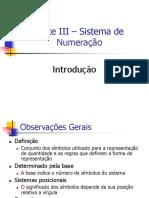 5 - Sistema de Numeracao