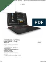 IdeaPad Serie Y700 _ Portátiles Potentes Para Los Juegos _ Lenovo Peru