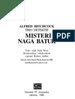 Alfred Hitchcock - Trio Detektif Dalam Misteri Naga Batuk