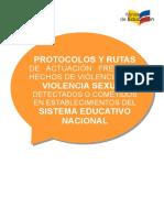 Rutas y Protocolos (Violencia)