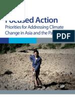Climate Change Priorities-ADB