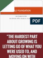 7. Pile Foundation