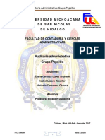 Auditoria Administrativa Trabajo Final
