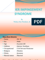 2. Impengement Syndrome