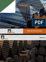 Catálogo Tuberías y Accesorios Aceros Altavista
