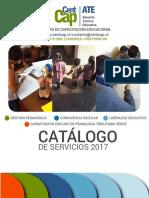 Catálogo ATE de Servicios-2017 (Liviano)
