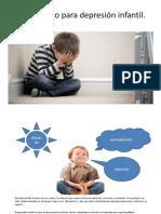 Tratamiento Para Depresión Infantil