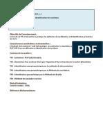 TP Modélisation Et Identification Des Systèmes