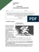 Guía de Estudio - Unidad 1