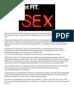 Culturismul si potenta sexuala