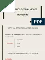 (20160920092056)Aula 01 - Fenômenos de Transporte