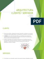 Arquitectura Cliente Servidor web pressman