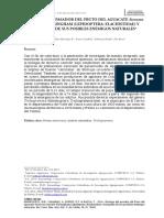 Biologia de Stenoma Catenifer