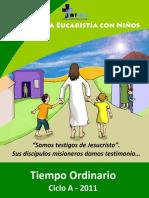 Celebrar La Eucaristía Con Niños- To-A