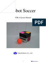YujinSoccerRobot Manual