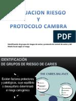 Factores de Riesgo Cambra