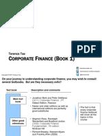 3. Corporate Finance