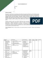 Silabus Mikrobiologi I
