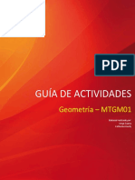 2. Geometría Analítica (1)