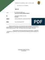 Informe PRACTICA PROFESIONES