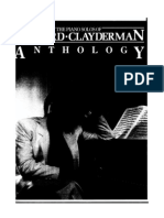 24421404 the Piano Solos of Richard Clay Der Man Anthology 22