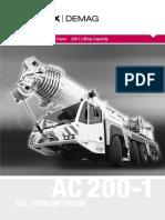 Ac200-1 Training Manual Ver.1.7