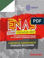 Programa Enas2017 Tc