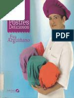 Postres Deliciosos - Eva Arguiñano Bartolome1