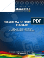 Ministerio de educacion RESOLUCION 001.pdf