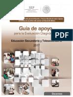 5 Educacion Secundaria y Telesecundaria