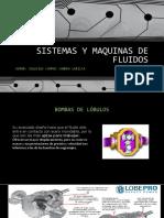 Sistemas y Maquinas de Fluidos