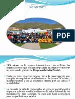 Clase N°9 ISO 26001 Minería y Responsabilida Social