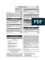 Ley Nº 29672 Diario Oficial El Peruano
