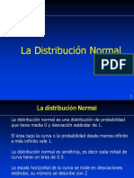 04-La Distribución Normal