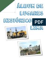 Álbum de Lugares Históricos de Lima