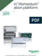 45 Modicon Momentum Platform