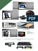 Aparatos Tecnologicos de Sonido