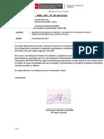 Informe Diagnostico Tambo Antayaje 2017